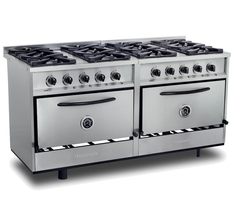 Cocinas industriales productos cocinas industriales for Cocinas 8 hornallas